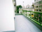 鉄部補修塗装及び防水工事